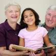 Grandparents - Stock Photo