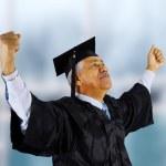 Senior Graduate — Stock Photo #10006210