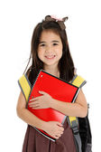 Elementary Girl — Stock Photo