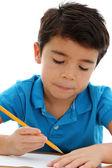 Kind in der Schule — Stockfoto
