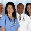Doctors and Nurse — Stock Photo #10473898