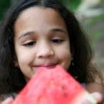 vattenmelon — Stockfoto