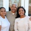 Minority Family — Stock Photo #9997157