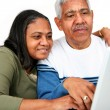 Seniors On Computer — Stock Photo #9997179