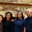 Minority Family — Stock Photo #9997861