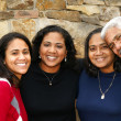 Minority Family - Stock Photo