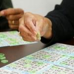 Bingo — Stock Photo