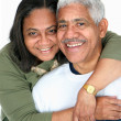 Minority Couple — Stock Photo