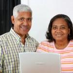 Senior Couple — Stock Photo #9999568