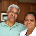 Senior Couple — Stock Photo #9999591