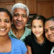 Minority Family — Stock Photo #9999602