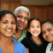 Minority Family — Stock Photo #9999603