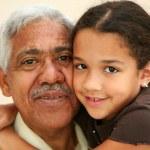 Grandfather — Stock Photo