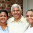 Minority Family — Stock Photo #9999645