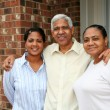 Minority Family — Stock Photo #9999646