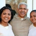 Minority Family — Stock Photo #9999664