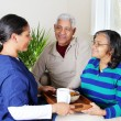 Home Health Care — Stock Photo #9999684