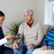 Home Health Care - Stock Photo