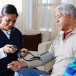 Home Health Care — Stock Photo #9999700