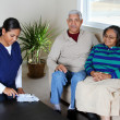 Home Health Care — Stockfoto