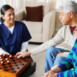 Home Health Care - Foto Stock