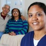 Home Health Care — Stock Photo #9999741