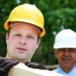 Construction Worker — Stock Photo #9999815