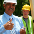 Construction Worker — Stock Photo #9999820