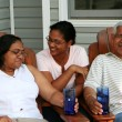 Stock Photo: Minority Family