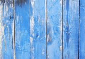 Texture of Wood blue panel for background vertical — Stock Photo