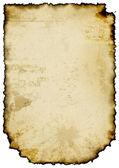 Old paper — Stockfoto