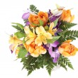 Summer bouquet - Stock Photo