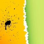 Image of black splash — Stock Photo #9978010