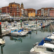 Stock Photo: Bermeo Seaport