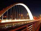 Arch and Bridge — Stock Photo