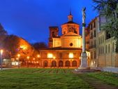 Pamplona Cathedral — Stock Photo