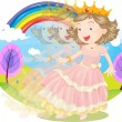 Princess — Stock Vector #10114200