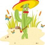 Постер, плакат: Cactus Sherif