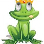 Frog — Stock Vector #10115090