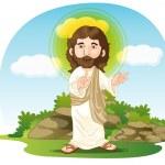 Jesus — Stock Vector #10115129