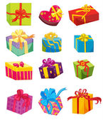 Presents — Stock Vector