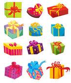 Presents — Stock Vector