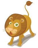 Lion — Wektor stockowy