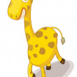 Giraffe - Stock Vector