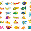 Fishy — Stock Vector #10275110