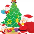 Royalty-Free Stock Vector Image: Christmas