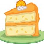 Cake — Stock Vector #10276242