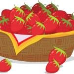 Strawberries — Stock Vector #10276283