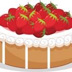 Cake — Stock Vector #10276292