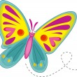 Butterfly — Stock Vector #10276457